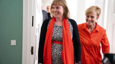 Joy Mogensen overtager kulturministerposten efter Liberal Alliances Mette Bock.