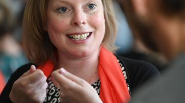 38-årige Joy Mogensen er ny i Christiansborg-sammenhænge, men er ikke ny i politik. Siden 2011 har hun været borgmester i Roskilde Kommune.