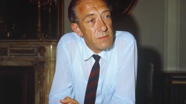 Med sit tv-tække fandt Hilmar Baunsgaard et nyt, snusfornuftigt ansigt til De Radikale. Han var statsminister fra 1968 til 1971.