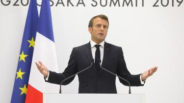Frankrigs præsident Macrón havde forud for G20-mødet truet med at nægte at underskrive slutdokumentet, hvis klimadelen blev udvandet yderligere. Han endte dog med at underskrive dokumentet, der i sin tekst bekendtgjorde, at alle G20-medlemmer undtaget USA anerkender Parisaftalen.