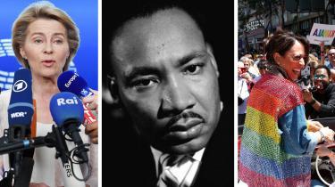 Ugens Radio Information vender både en ubehagelig side ved Martin Luther King, som FBI-dokumenter har afsløret, og den demokratiske skandale som valget til topposterne i EU viste sig at ende som