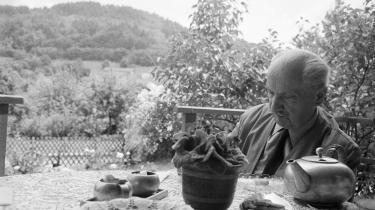 Martin Heidegger,fotograferet i 1966.