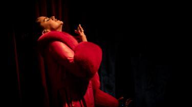 Den catalanske sanger, sangskriver Rosalía var et af højdepunkterne ved dette års Roskilde-festival