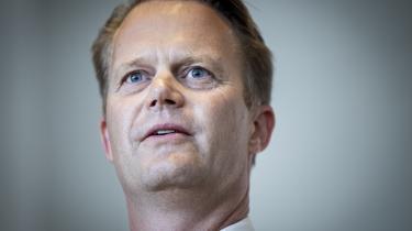 »Vi skal have Schengen til at fungere igen,« siger Danmarks nye udenrigsminister Jeppe Kofod, da Information fanger ham i Bruxelles til et interview om regeringens europapolitik.