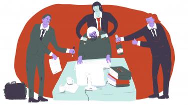 I Informations videnskabspodcastserie fortæller forskere om de dilemmaer, deres videnskabelige resultater efterlader dem med.