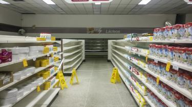 De statslige supermarkeder har i gennem de seneste to årtier udgjort en hjørnesten i socialistpartiet PSUV's fødevarepolitik. Men i de senere år er der kommet færre og færre subsidierede varer på hylderne.