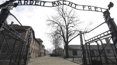 Det er svært ikke at blive rasende på de turister, der sniksnakker og tager selfies, når de besøger Auschwitz.