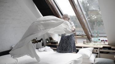 Der er også positive ting at sige om overgangsalderen, fortæller Bente Stensen Christensen. Ud over, at hendes menstruation er stoppet – »og det savner jeg godt nok ikke« – har der indfundet sig en ny ro. »På nogle områder kan man rumme lidt mere og bliver mere tålmodig,« siger hun.