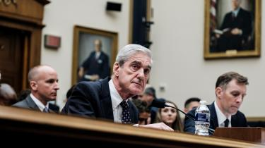 I Muellers tre timer lange vidnesbyrd i Kongressensatte han i særdeleshed fokus på Trumps bestræbelser på at få ham afskediget.