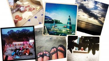 Strandbyen Banyuls-sur-Mer en halv time fra den spanske grænse frekventeres fortrinsvis af franske turister, men i en af de små enklaver for udlændinge lærte jeg at holde ferie som rigtig voksen.