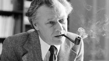 Poul Schlüter var i sit lederskab i stand til at give konservatismen form i en konkret politik, skriver dagens kronikør