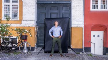 Kulturchef i Nordea-fonden, Niels Olsen mener ikke, at man i Nordea-fonden driver kulturpolitik. »Vi har folkevalgte kulturpolitikere, som gør det,« siger han.