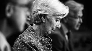 Direktør for IMF, Christine Lagarde (billedet), opfordrer verdenssamfundet til at gentænke international skat, fordi den aktuelle skattesituation er skadelig for lande med lav indkomst.