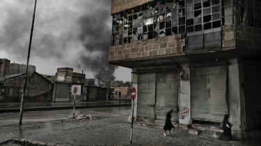Uden forestillinger om et andet samfund er forandring umulig. Kunsten er et vigtigt element i at skabe nye forestillinger. Og netop den syriske revolutionslitteratur er rig på eksempler.