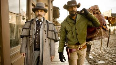 Quentin Tarantinos syvende film, 'Django Unchained', er den ultimative hævnfantasi om en sort slave, der får skovlen under de hvide herremænd