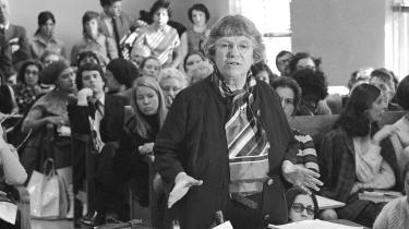 Den amerikanske antropologMargaret Mead, som er en af hovedpersonerne iCharlesKings bog, var meget optaget af seksuelle praksisser og deres kulturelle forankring.