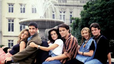 Netflix er populær af samme grund, som Friends er populær – begge er simpelt hen lette at se.
