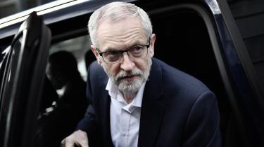 En YouGov-meningsmåling viser, at briterne foretrækker no deal frem for en regering ledet af Jeremy Corbyn.