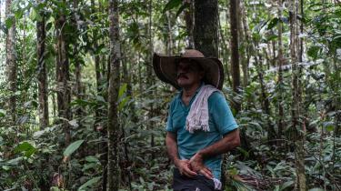 For den 46-årige colombianer Jairo er træerne som børn. Det er derfor, han også får moralske tømmermænd af at brænde regnskoven af. Men hvad skal hans familie ellers leve af? Både i Colombia og Brasilien tager rydningen af Amazonas til, og i foråret var vi ude med én af de landmænd, der er en del af forklaringen på det