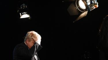 Boris Johnson harsuspenderetparlamentet i et forsøg på at sikre sig, at Storbritannien forlader EU senest 31. oktober.