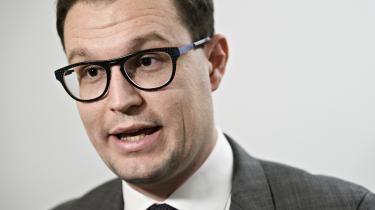 »Det er vores ambition at indføre en skat på techgiganter, og vi ser gerne, at det indføres som et internationalt samarbejde i EU,« siger Socialdemokratiets finansordfører Christian Rabjerg Madsen.