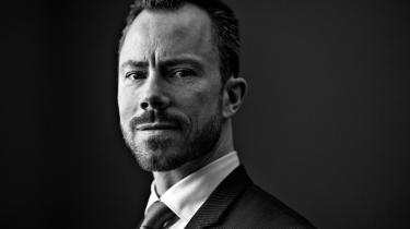 Jakob Ellemann-Jensen er – indtil videre – Venstres eneste kandidat til den ledige formandspost i partiet.