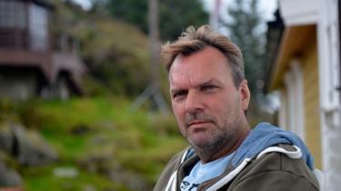 Kai-Asle Sønstabø er ikke begejsrtet for at vejret bliver mere ekstremt. Personligt har han ikke mærket forandringerne.