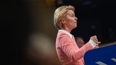 Ursula von der Leyens nye EU-kommission, som blev præsenteret i denne uge, er den mest ligestillede nogen sinde - 14 mænd og 13 kvinder.