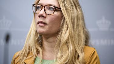 »Når man har koblingen af økonomisk kriminalitet og potentiel terrorfinansiering, så er det faktisk dobbelt op på, hvor alvorlig sagen er,« siger erhvervsordfører og medlem af retsudvalget for SF Lisbeth Bech Poulsen.