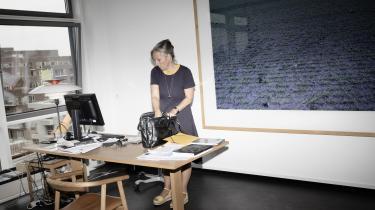 Professor Mette Sandbye oplever dagligt i sit arbejde som institutleder, at hidtil fasttømrede forestillinger bliver udfordret.