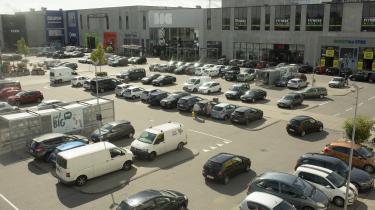 Der er en grund til, at butikscentret hedder BIG Herlev, for der er 45.000 kvadratmeter med tøjbutikker, elektronikbutikker, biograf og caféer.