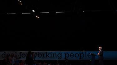 Jeremy Corbyn talte tirsdag til det britiske LO, TUC's, kongres i Brighton. Et af Labours problemer er, hvordan partiet har aflæst den britiske arbejderklasse.