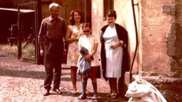 Da Irena Velebilova kom til Danmark, syntes hun, at her var fladt og kulturløst. Alligevel blev hun 50 år i Mariager
