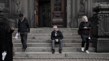 Jan Johansen blev overrasket, da de tilbød ham tjansen som kulturordfører for Socialdemokratiet. For han er »jo ikke kulturradikal«, som han siger. Han vil kæmpe for, at vi får en bredere opfattelse af, hvad kultur er.