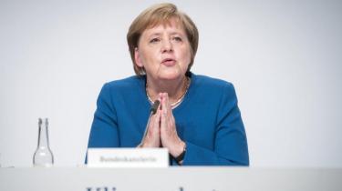 De skuffende tyske klimaambitioner er et ildevarslende tegn på, hvor politisk hjælpeløst Europa virker i en verden, der er langt fra at tage afsked med den fossile tidsalder