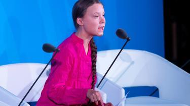 »Hvor vover I?« tordnede Greta Thunberg mod verdens ledere på klimatopmødet.