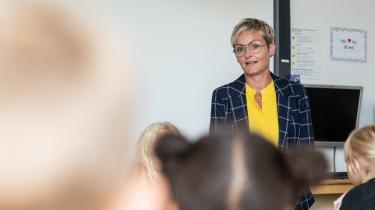 Når Pernille Rosenkrantz-Theil lover, at et nyt testsystem vil stå klar i næste skoleår, kunne man tænke, at skolerne nok klarer den et års tid endnu. Problemet er, at det formentlig er urealistisk.
