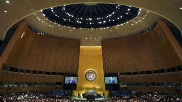 Klimatopmødet har vist, at FN har erkendt, at de ikke kan løse problemerne alene. »De gamle institutioner skal ikke forsvares og bevares bevidstløst. De skal revolutioneres indefra, tilføres engagement og legitimitet nedefra, kapital og handlekraft,« skriver Rune Lykkeberg i denne klumme.