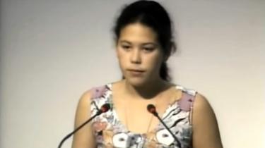 Til FN's store miljøkonference i Rio de Janeiro i 1992 talte den dengang 12-årige Severn Suzuki (billedet). I dag er hun 39 år og stadig aktiv miljøaktivist.