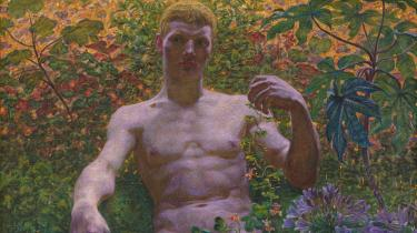 Det er ikke en nyopdagelse, at Kristian Zahrtmanns værker kan ses som fascinerede, homoerotiske studier i køn, men det er alligevel øjenåbnende at se dem i et eksplicit queer-perspektiv