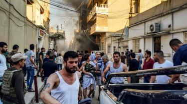 Kurderne føler sig forrådt af USA og Vesten, efter at de udgjorde krumtappen i bekæmpelsen af Islamisk Stat. Nu overlader USA kurdere til deres egen skæbne.