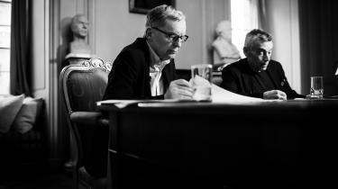 Akademiet var tæt på at gå i opløsning eller miste retten til at uddele den årlige nobelpris i litteratur i forbindelse med alle skandalerne sidste år. Det har Anders Olsson, der blev indsat som permanent sekretær, siden indrømmet.