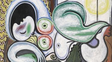 Kvinderne i Picassos liv inspirerede Picasso videre i hans kunstneriske udvikling. Da han møder og indleder et forhold til den unge Marie-Thérèse bliver værkerne for eksempel langt lysere, langt mere erotiske, langt mere vovede. Her ses maleriet 'Nu Couché' fra 1932.