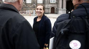 Social- og indenrigsministeren,Astrid Krag (S) mener, at lovforslaget vil betyde en forbedret ramme for behandlingen af stofmisbrugere.