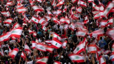 Det unikke ved de sidste to ugers protester har været en bred enighed mellem sekter og etniske grupper og fravær af statslig vold.