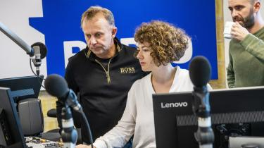 Radio4 har lovet os og DF, at lytteren vil komme til orde.