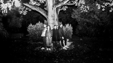Gangers næste album skal hedde 'Tro': »Det refererer til den tro, som jeg især har på kvinder. Jeg tror, at den tilgang, som mange kvinder har til fællesskaber, er det, vi skal bygge fremtiden på,« siger sanger Thomas Bach Skaarup.