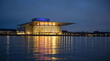 Sidste år kanaliserede danske fondeet sted mellem ti og 15 milliarder ud til kultur, offentlige anlæg, socialt byggeri og meget andet. Operaen i Københavnblev doneret af A.P. Møller Fonden i 2005.