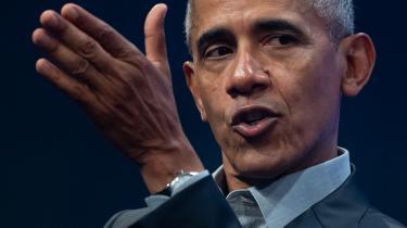 Obama forråder alt det, han stod for, når han i dag taler i kor med plutokratiet og truer dem, der vil forandre et afsindigt ulige samfund med demokratisk skandaløse magtkoncentrationer. »Nej, I kan ikke,« siger Obama sammen med de rigeste, skriver Rune Lykkeberg.