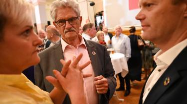 Tidligere folketingsmedlem, minister og formand for Socialdemokratiet Mogens Lykketoft kommer med input til kollegerne, der netop nu sidder i finanslovsforhandlinger.